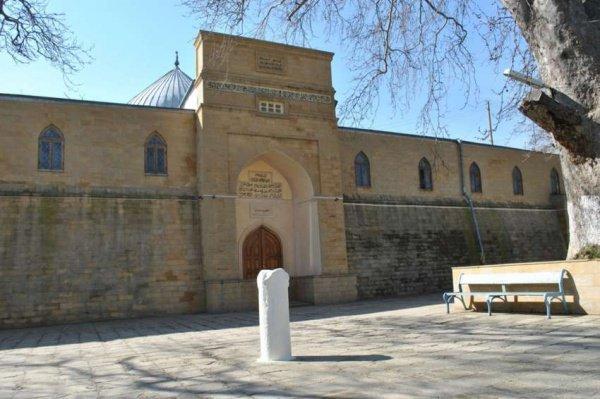 Джума-мечеть в Дербенте.