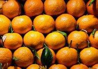 Жителям Пхеньяна раздадут 200 тонн мандаринов