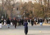 В Кабуле массовую драку студентов из-за спора о «Талибане» пришлось разнимать полиции