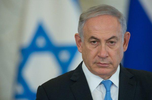 Нетаньяху пообещал добиться мира на юге Израиля.