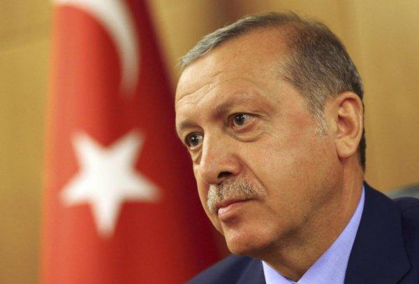 Эрдоган поздравил мусульман в днем рождения Пророка Мухаммада.