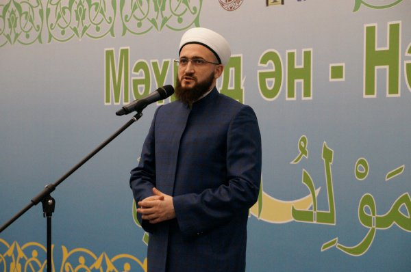 В Болгаре проходит мероприятие Мавлид ан-Наби