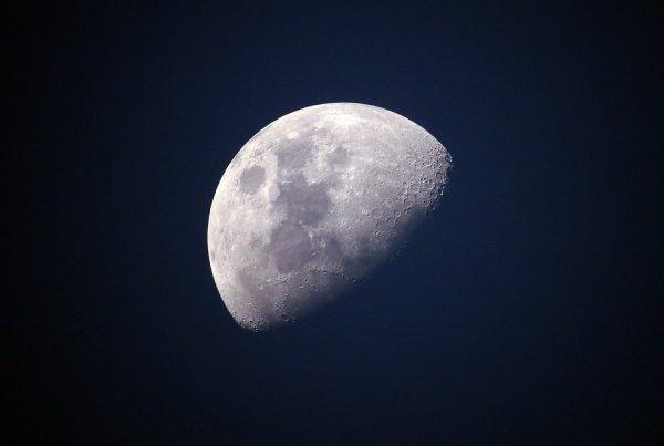 Вполне вероятно, что командиром экипажа при высадке на Луну станет женщина