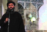 СМИ: в Сирии нашли убежище главаря ИГИЛ