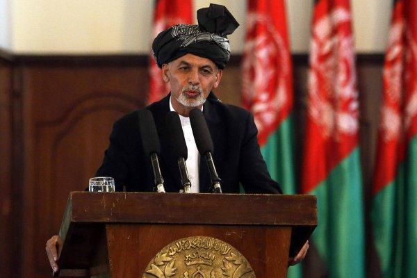 Ашраф Гани поздравил афганцев с Мавлидом.