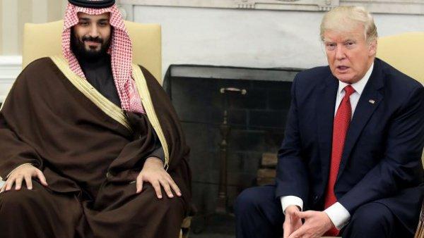 Трамп не намерен пересматривать американо-саудовские отношения