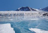 Большой источник радиации обнаружен под Антарктидой