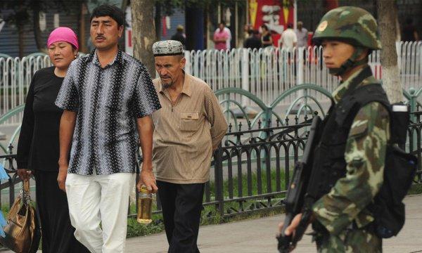 В Синьцзяне продолжаются репрессии в отношении мусульман.