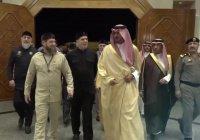Рамзан Кадыров побывал в мечети Пророка в Медине