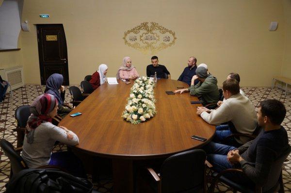 Мусульманский дискуссионный клуб приглашает всех.
