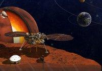 Станция Mars InSight достигнет Марса 26 ноября