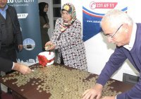 Мусульманка накопила на Умру, откладывая по монете в день
