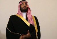 Принц Мухаммед отправляется в первое турне после истории с Хашкаджи