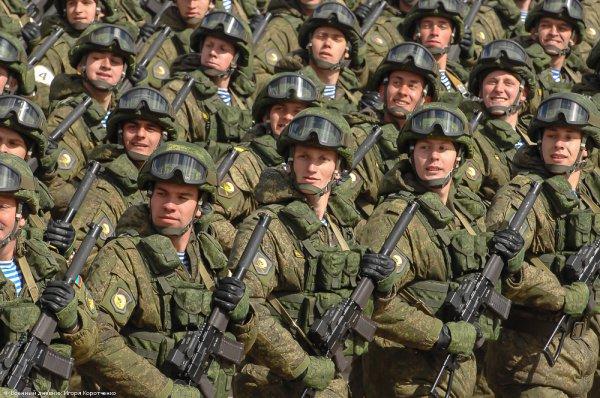Россия заняла второе место в рейтинге сильнейших армий мира.