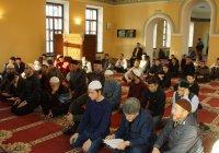 В Галиевской мечети прошел Мавлид ан-Наби