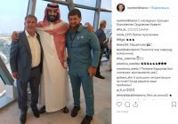 Рустам Минниханов встретился с ближневосточными лидерами (Фото)