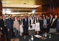 Рустам Минниханов встретился с татарами Великобритании