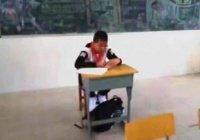 Учительница отсадила от одноклассников «заразного» раком школьника