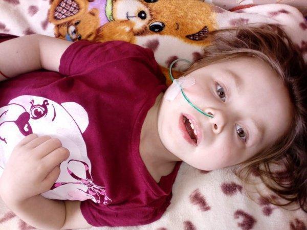 Маленькая Диана нуждается в помощи неравнодушных (СБОР ЗАКРЫТ)