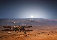 Аппарат НАСА прислал первое фото Марса