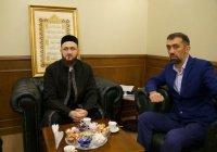 Камиль Самигуллин рассказал специалисту по Северному Кавказу о деятельности ДУМ РТ