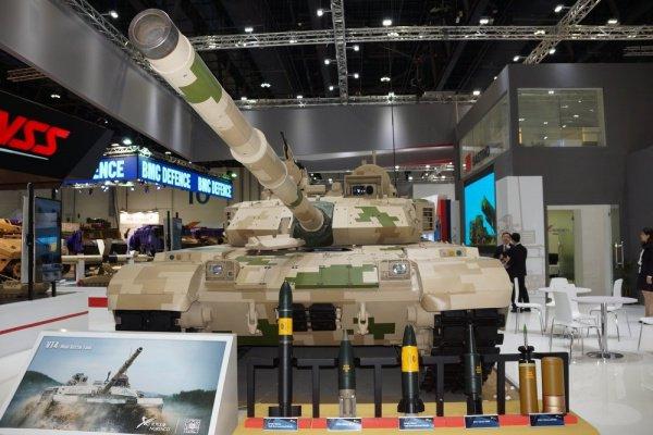 Международная выставка вооружений стартовала в Пакистане.