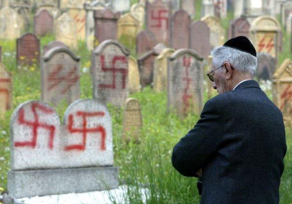 Антисемитизм, как и исламофобия, - отвратительный пример нетерпимости.