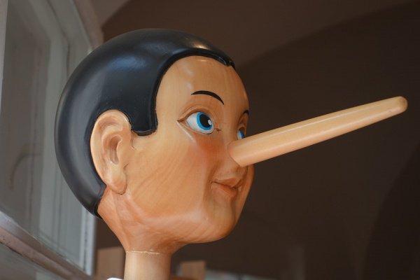 При этом сама технология названа «обратным эффектом Пиноккио»