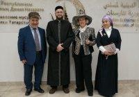 Муфтий РТ встретился с известным переводчиком Корана
