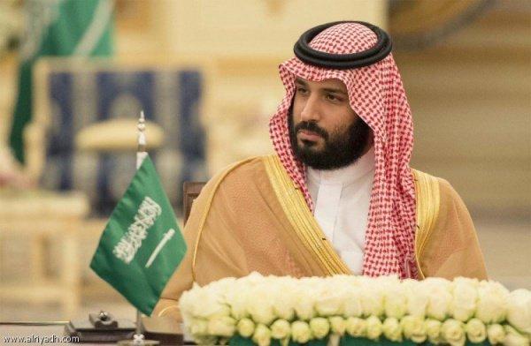 Принц Мухаммед посетил ряд ближневосточных стран.