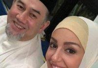 В малазийском королевском дворце рассказали, как Оксана Воеводина приняла ислам