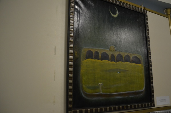 Философия Корана в картинах православного художника Евгения Хайлова (ФОТОРЕПОРТАЖ)