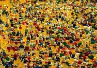 Ради эксперимента врачи проглотили головы LEGO-человечков