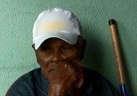 118-летнего долгожителя обнаружили в Бразилии