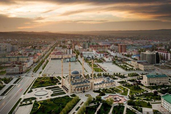 Новая мечеть появится на въезде в Грозный.