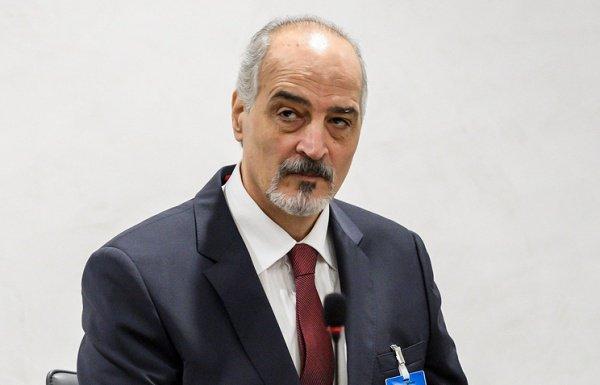 Башар Джаафари.