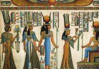 Ученые рассказали о моде Древнего Египта