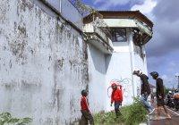 В Индонезии во время намаза сбежали 87 заключенных