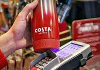 Умная кружка самостоятельно расплатится за кофе