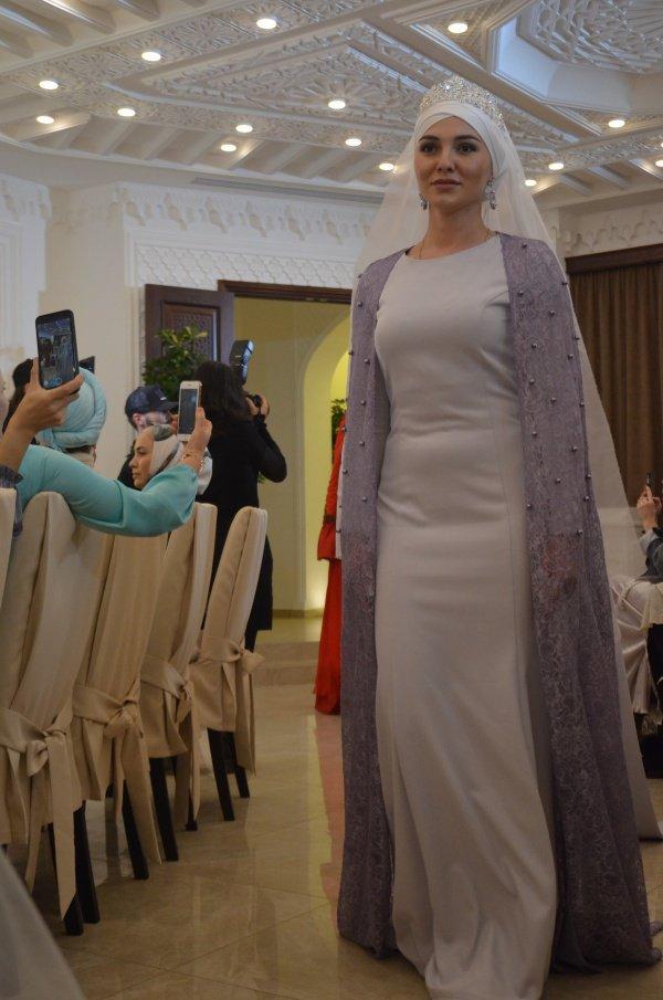 Показ эксклюзивной коллекции iQueen Zarrina Babadzhanova (ФОТОРЕПОРТАЖ)