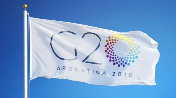 G20 - саммит «Большой двадцатки»