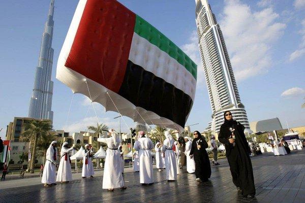 ОАЭ отметили Национальный день 2 декабря.