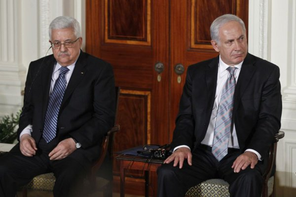 Аббас вызвал Нетаньяху на встречу
