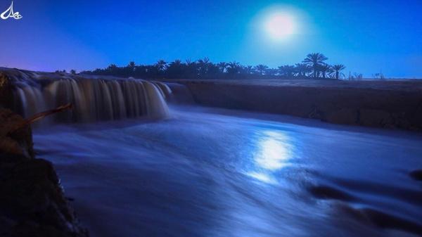 Сказочные водопады Саудовской Аравии
