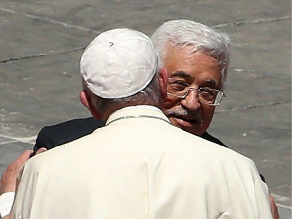 Встреча состоялась в Ватикане.