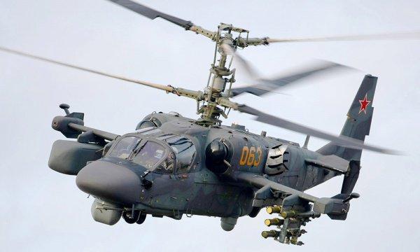 Вертолеты Ка-52 необходимы для оснащения вертолетоносцев «Мистраль».
