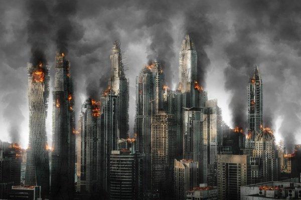 Земляне планомерно убивают себя и планету, расширяя зону собственного присутствия на ней