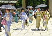 Япония установила температурный рекорд
