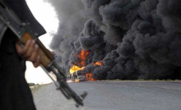 Эксперты проанализировали ситуацию с терроризмом в мире.