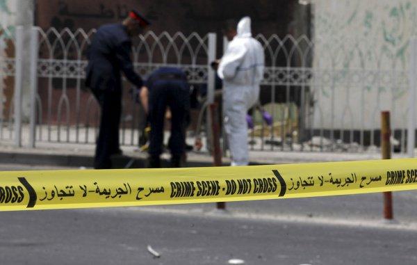Жертвами взрыва стали 4 человека.